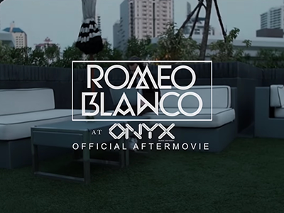 ROMEO BLANCO AT ONYX