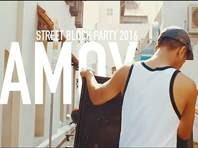 Amoy street block party I 2016