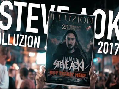 STEVE AOKI ILLUZION 2017 (PHUKET)